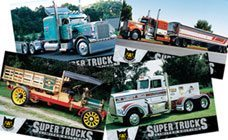 Super Truck Collector Cards