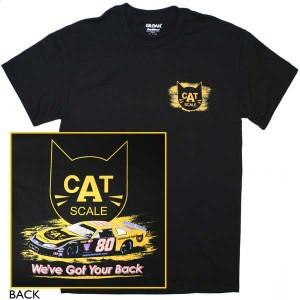 CAT Scale Race Car T-Shirt