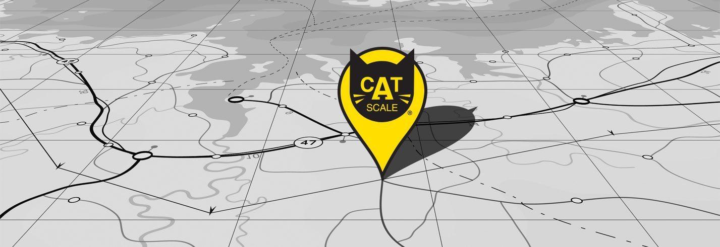 CAT Scale Locator – CAT Scale on