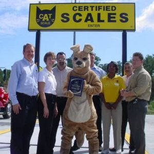 Opening our 1,000 CAT Scale in Kinston, NC